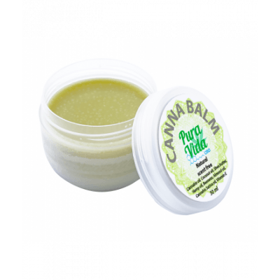 Pura Vida - CBD Balm Natural Scent Free - CBD Oil Shop