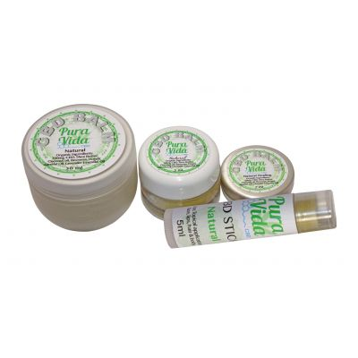 Pura Vida - CBD Balm Natural - CBD Oil Shop