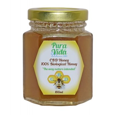 Pura Vida CBD - CBD Honey - CBD Oil Shop